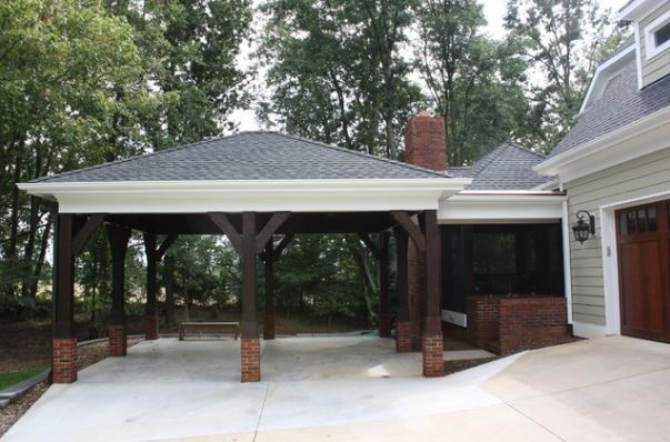 Stand Alone Carport Designs : Best stand alone carport images on pinterest