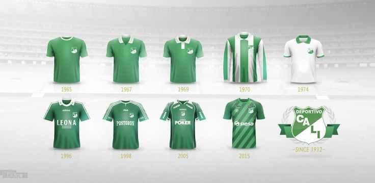 Camisetas del Campeon - Deportivo Cali