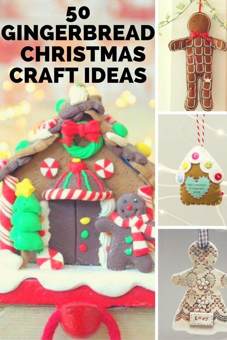 50 Gingerbread Decoration Ideas