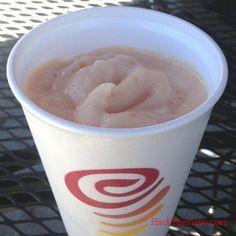 Jamba Juice Gummy Bear (White)  - I haven't gotten this in so long, but I remember it being good!  And this website (hackthemenu.com) is an interesting one in finding secret menus/recipes from places.