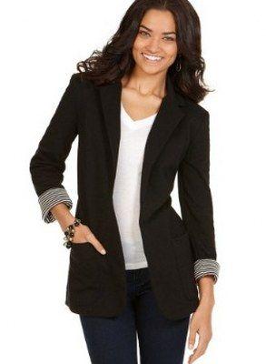 trend bayan blazer ceket kapıda ödeme renkli modeli