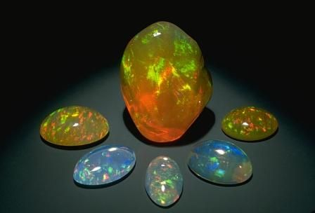 Opals are so amazing!