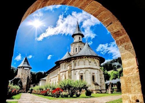 Putna Monastery - Mănăstirea Putna is a Romanian Orthodox... by jo