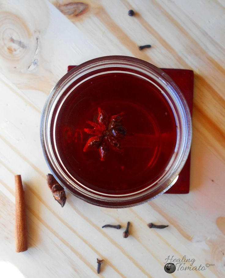 Hot Toddy Whiskey Drink