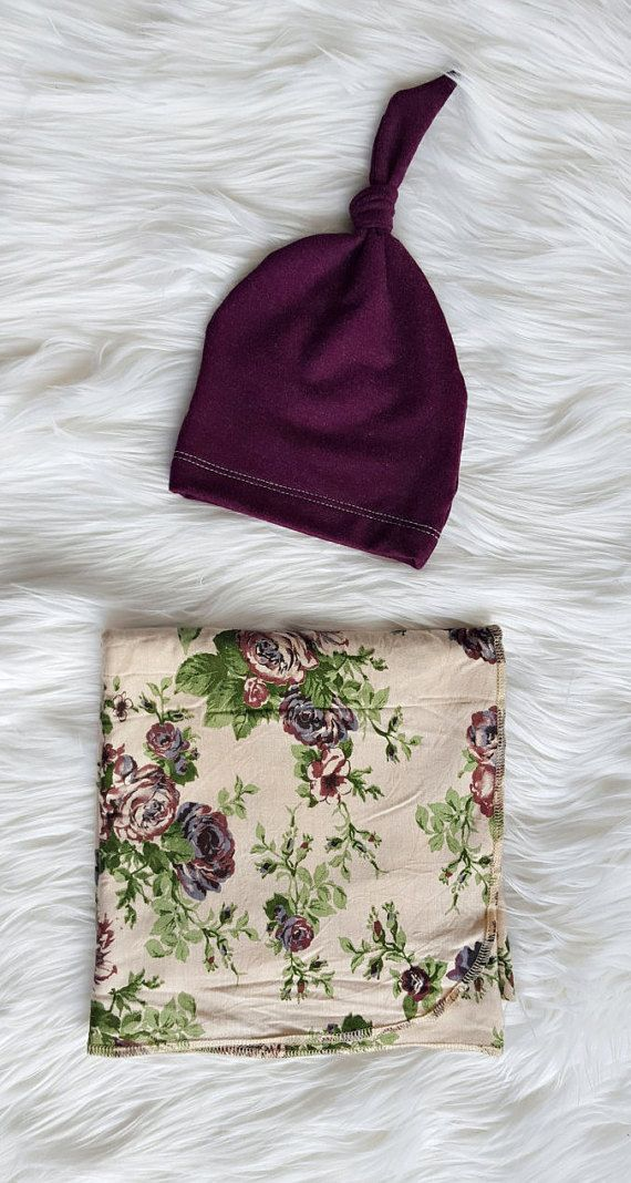 Vintage Plummer Swaddling Blanket https://www.etsy.com/listing/265026977/vintage-plum-swaddling-blanket-and