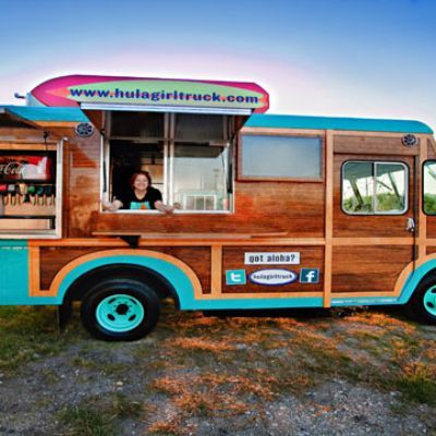 Washington D.C.'s burgeoning dining scene sports a healthy and vibrant food truck culture.