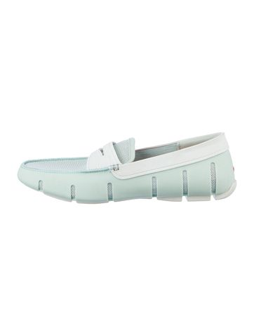 Fall/Winter SWIMS Penny Loafer pennysourwh Sour / White   Swims   Mens   2013