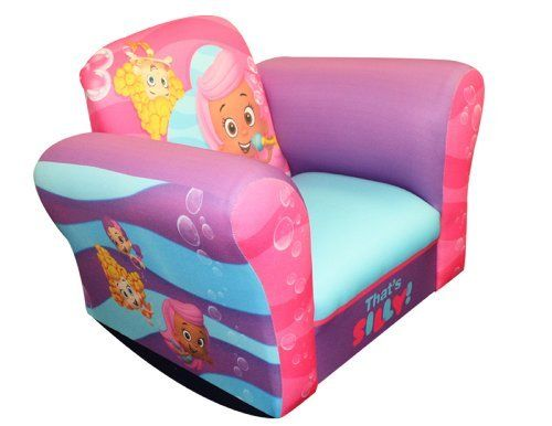 Nickelodeon Bubble Guppies That's Silly Girls Small Standard Rocker by Nickelodeon, http://www.amazon.com/dp/B00CMCQHG0/ref=cm_sw_r_pi_dp_jU8Bsb1ZK1PWR