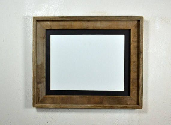 84 Best Reclaimed Wood Picture Frames Rustic Style Images