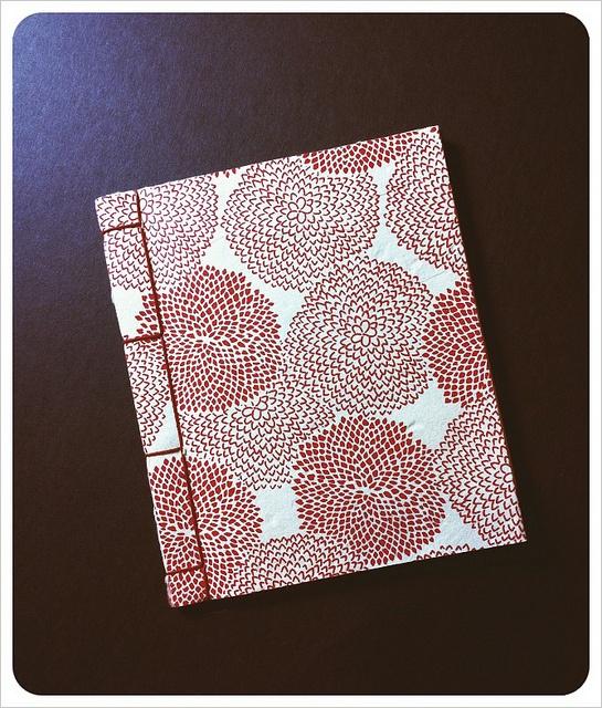 japanese stab binding by monochica, via Flickr