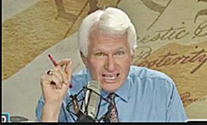 AFA Hate Group Spokesman Bryan Fischer:  The Rainbow Flag Is The Mark of the Beast!  – Video http://www.back2stonewall.com/2014/10/afa-hate-group-spokesman-bryan-fischer-rainbow-flag-mark-beast-video.html