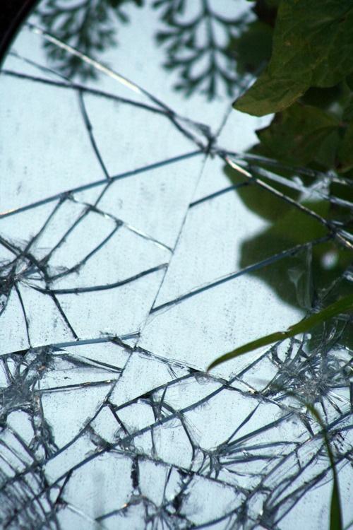Broken glass is so beautiful... | Shards of Glass | Pinterest