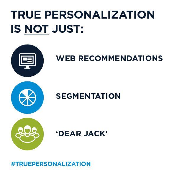 17 best Personalization images on Pinterest Digital marketing