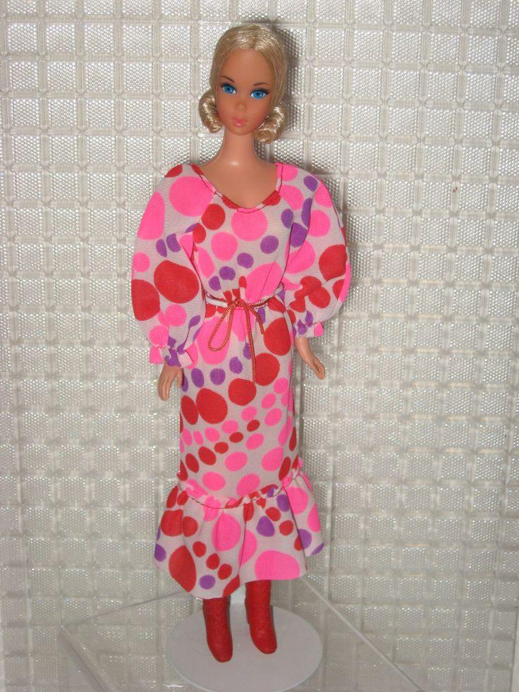 1973 Barbie doll MOD era Quick Curl + VHTF 1979 Bargain ...