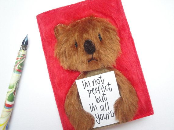 17 best images about Valentines from IN OUR COATS – Bear Valentines Card