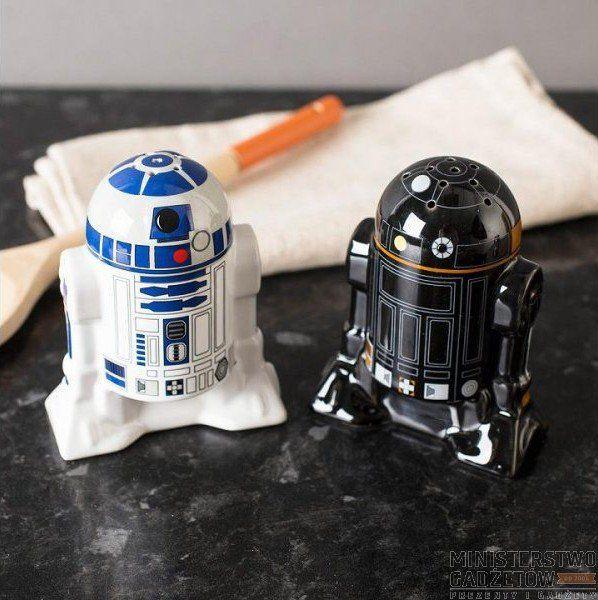 Roboty do Przypraw Star Wars