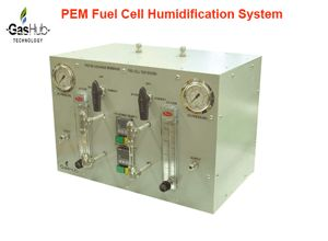 Pem Fuel Cell Humidification System