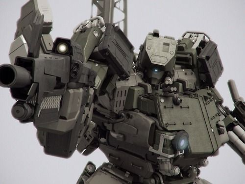 Mecha, Possible Armored Core