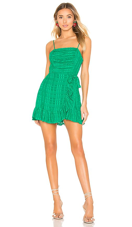 7ede94821e41 Privacy Please Henley Mini Dress in Green | REVOLVE | Revolve ...