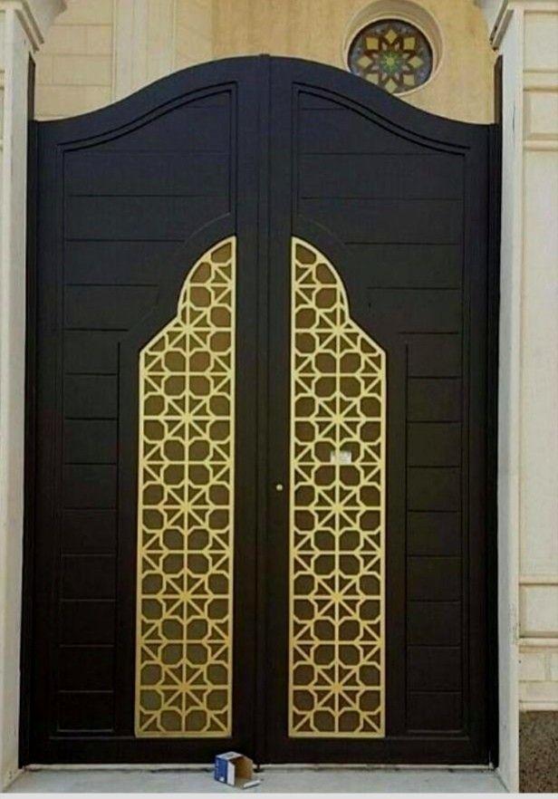 Pin By Ouf Yousef On Designs Grill Door Design Iron Doors Door Design