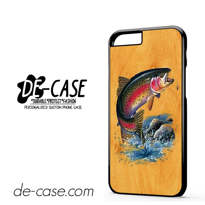 Bass Fishing Game Vintage DEAL-1362 Apple Phonecase Cover For Iphone 6 / 6S