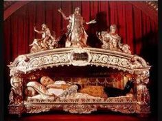 Incorrupt Saints This is a beautiful video. Please keep watching, and see what how St. Dominic Savio's body has remained!