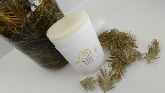 Balsam tree deodorant, balsam ointment