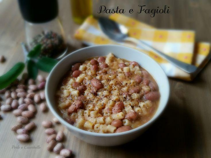 Pasta e Fagioli…semplicemente, un piatto che da nord a sud trova solo consensi. Un piatto completo, con carboidrati e proteine,...