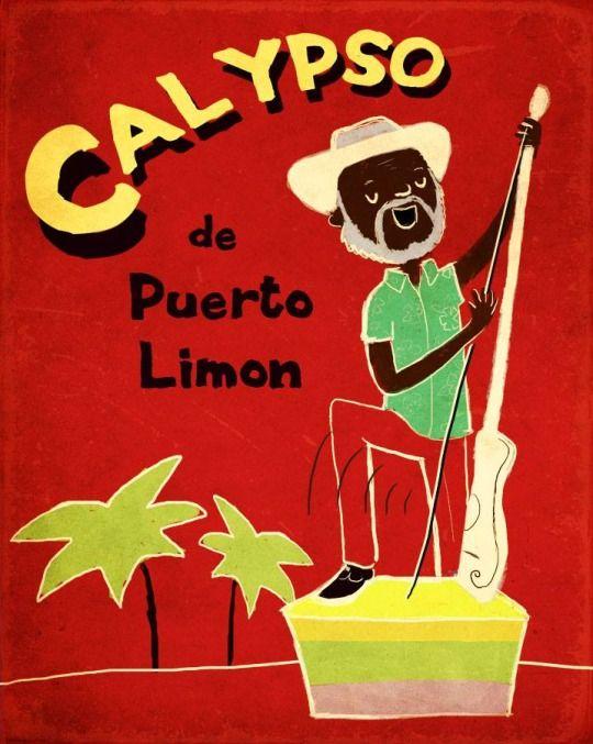 Various - Calypsos From Panama