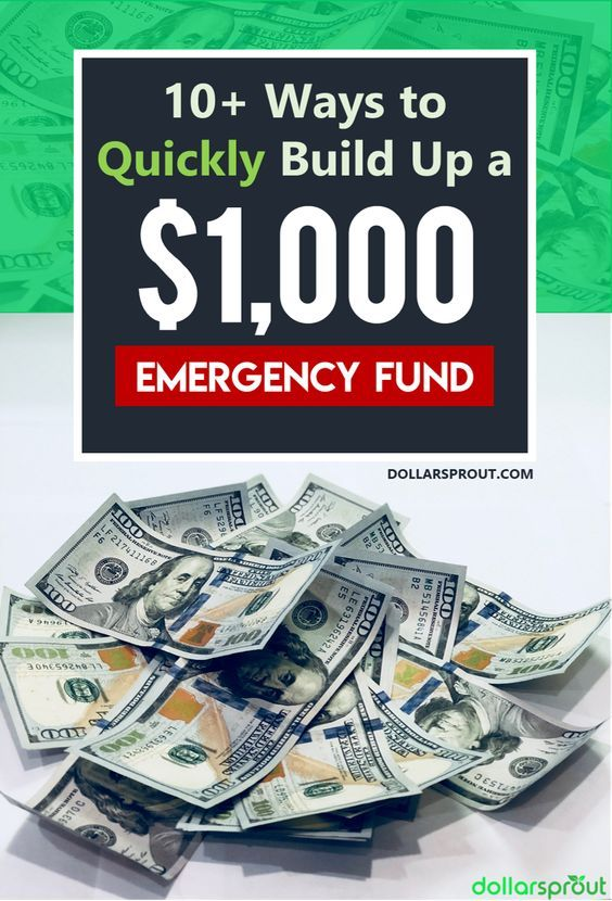10+ BEST tips for making extra money so you can build an emergency fund.