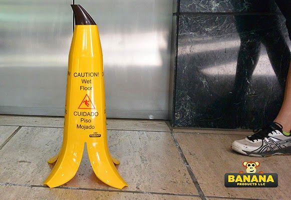 Cone de banana