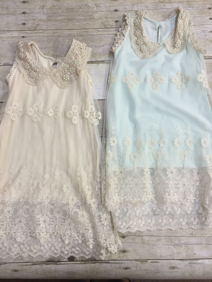 Shabby Chic Dress