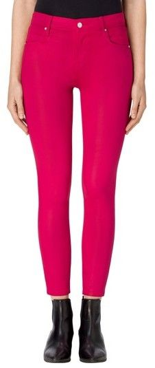 J Brand Women's Alana High Waist Crop Skinny Jeans