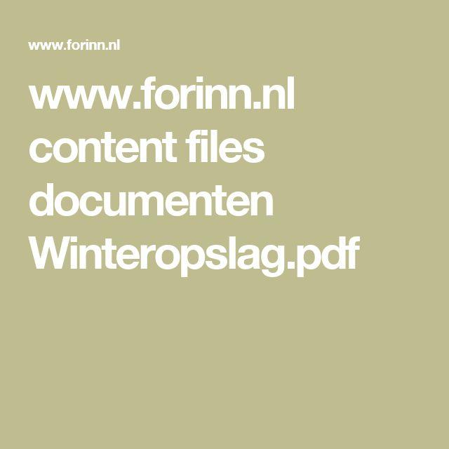 www.forinn.nl content files documenten Winteropslag.pdf