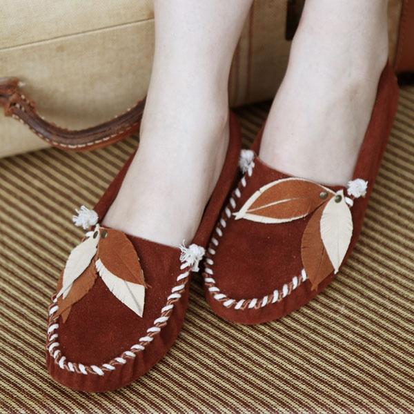 Darlingtonia Moccasin Company. #handmade #shoes #comfort #soft