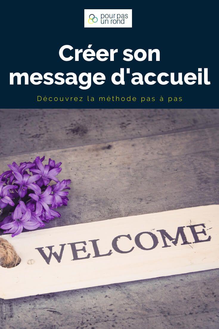 Des exemples de messages réels pour enrichir ton message de bienvenue. En BONUS : 100 exemples à télécharger.