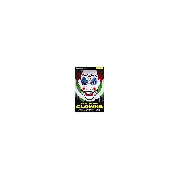 Send in the Clowns ( A Paul Chang Mystery) (Unabridged) (Compact Disc)