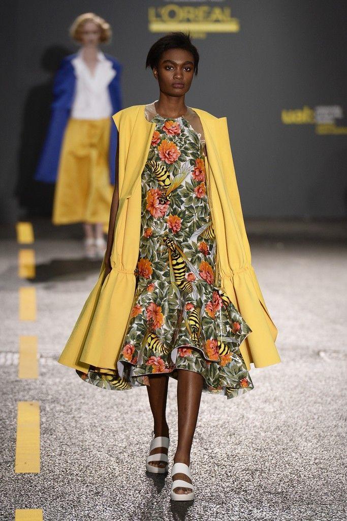 Central Saint Martins Hosts Annual BA Fashion Show - Slideshow