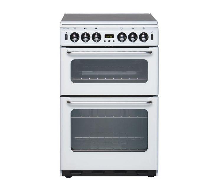 NEW WORLD 550TSIDOM Gas Cooker - White