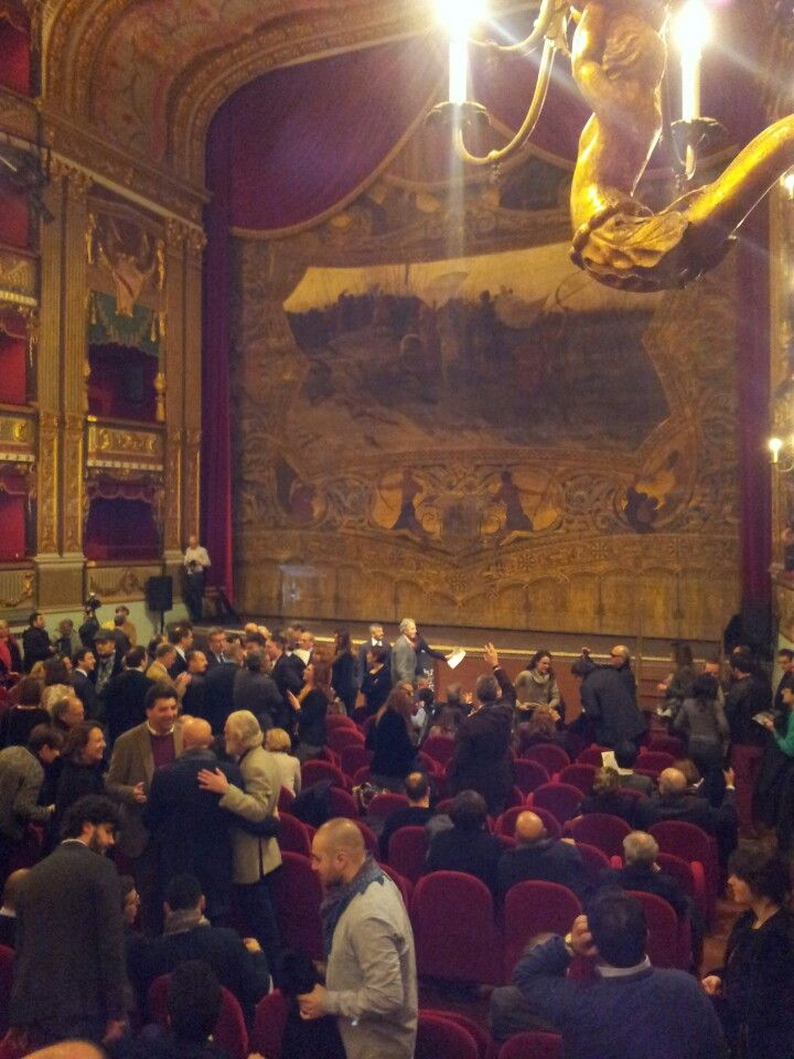Teatro Verdi nel Salerno, Campania
