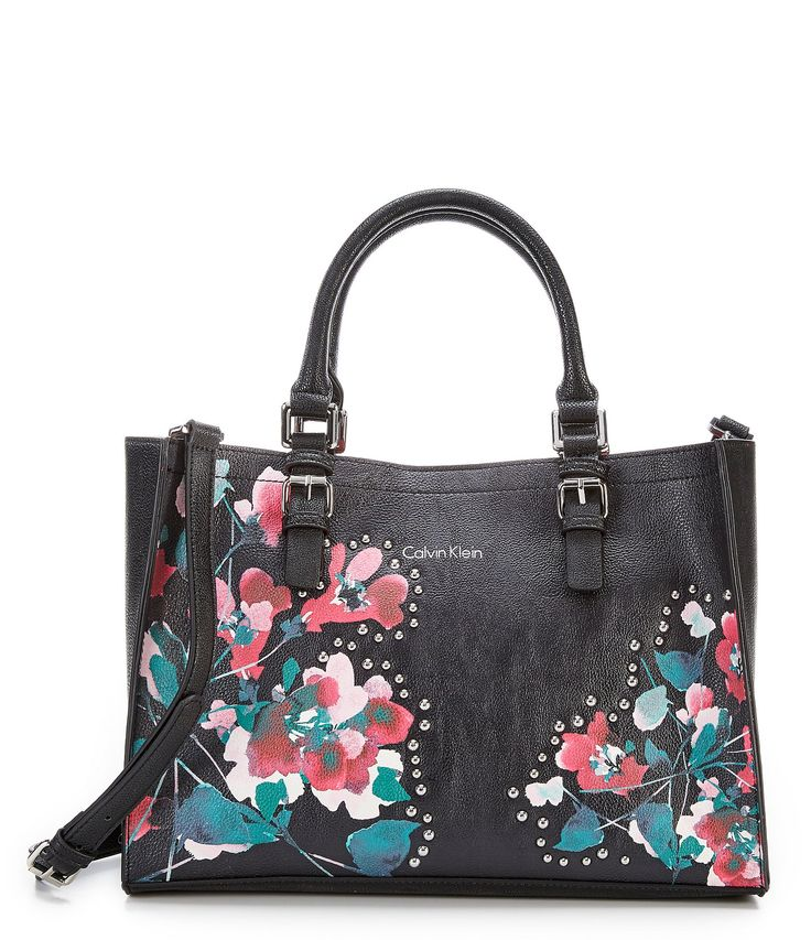Shop for Calvin Klein Zoey Pansy-Print Satchel at Dillards.com. Visit Dillards.com to find clothing, accessories, shoes, cosmetics & more. The Style of Your Life.