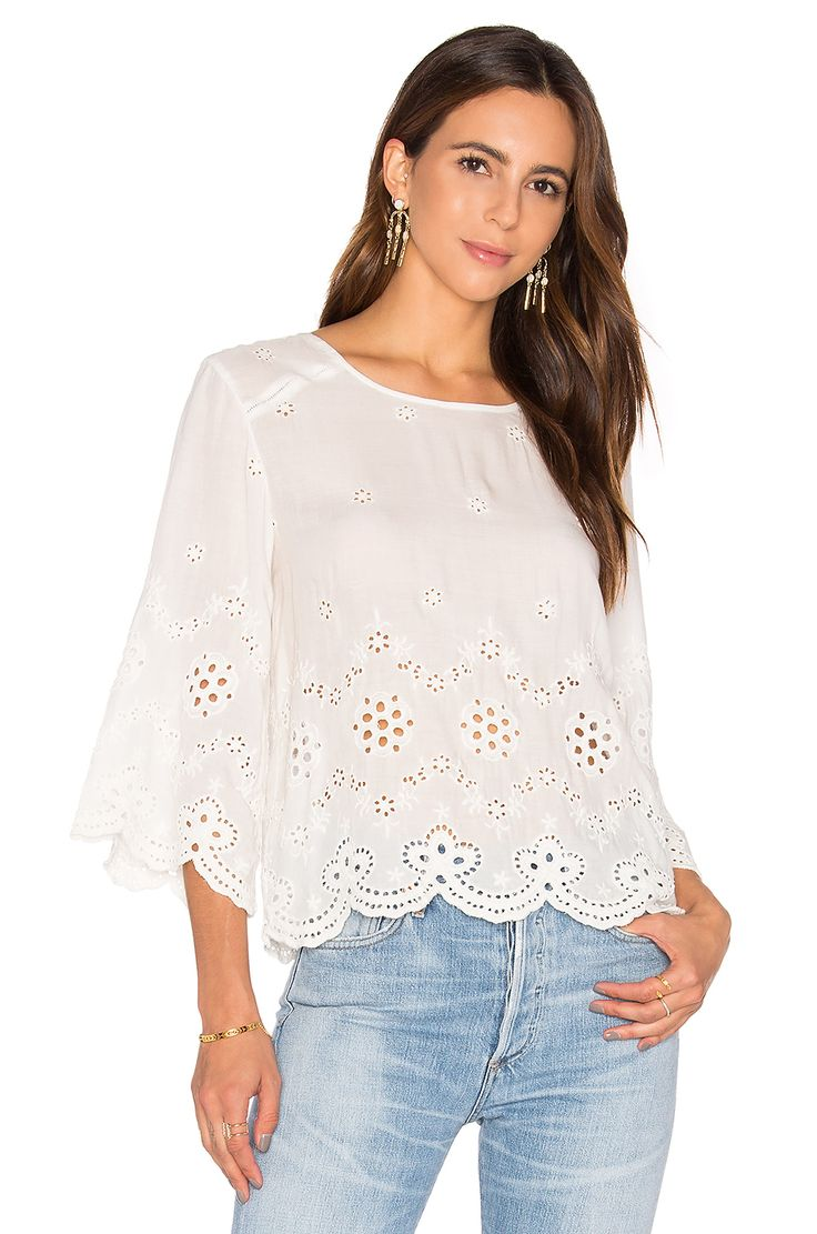 FLANNEL AUSTRALIA CLOVE TOP. #flannelaustralia #cloth #dress #top #shirt #pant #coat #jecket #jacket #shorts #ski