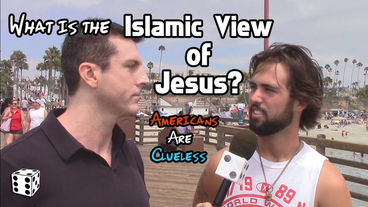 Americans are Clueless about Muslims Beliefs about Jesus.  What do Muslims believe about Jesus? Is he mentioned in the Quran at all? Do Muslims believe in Jesus, or even like him at all? Media analyst Mark Dice hit the streets in San Diego, California to ask random Americans what they think. Their answers, and the truth about the Islamic view of Jesus may shock you.