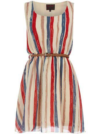 stripe: Summer Brunch, Coloured Stripes, Summer Dresses, Dreams Closet, Dresses Summer, Fashion Style, Paintings Stripes, Summer Stripes, Stripes Dresses