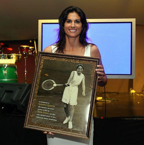 Gabriela lesbienne joueur sabatini tennis