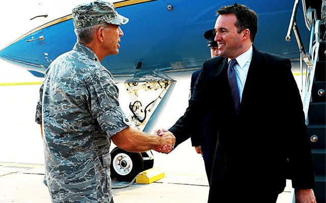 """RAINBOW POWER: Barack Obama, in another one of his evils """"firsts"""", has just nominated an openly-gay civilian LGBT man to run the United States Army. Eric Fanning is out, proud, and about to take over the Army if the nomination holds up. Do you approve or disapprove of Obama's nomination? http://www.nowtheendbegins.com/blog/?p=35663"""