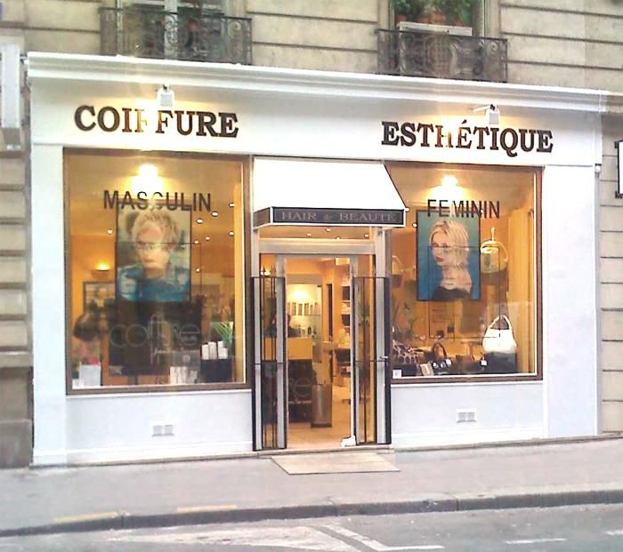les 29 meilleures images du tableau vitrine salon de coiffure sur pinterest vitrine salon. Black Bedroom Furniture Sets. Home Design Ideas
