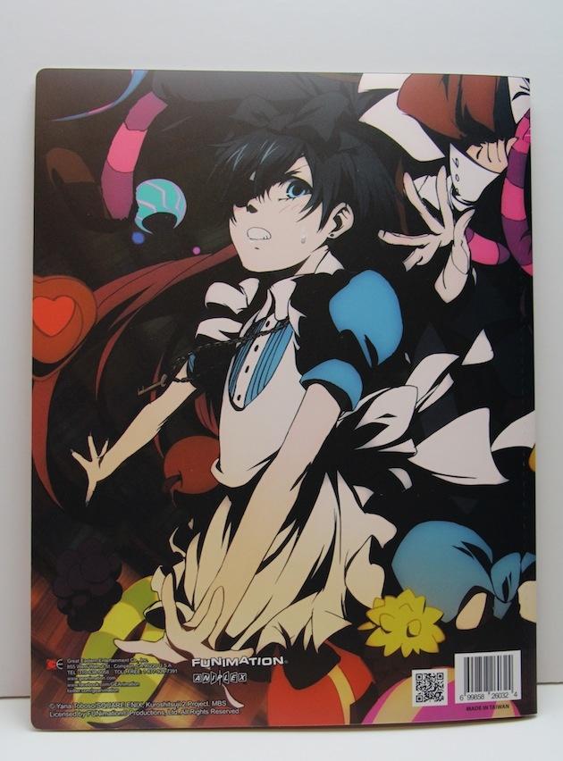 Black Butler- Black Butler: Ciel In Wonderland OVA Folder; Coming Soon! I WANT IT~!
