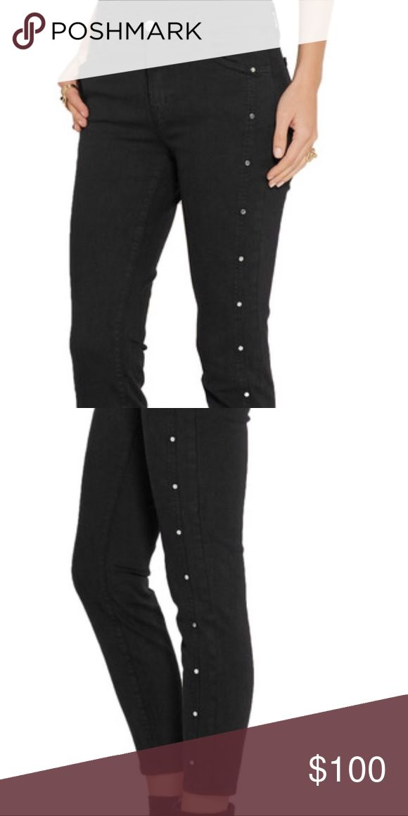 J Brand black denim J. brand black skinnies J Brand Jeans Ankle & Cropped