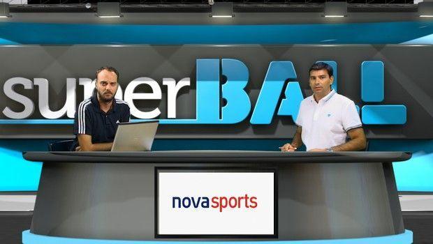 SUPER BALL - Η Αθλητική Εκπομπή της Κυριακής
